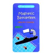 Purple Cow - Magnetic Battlefleet Travel Game