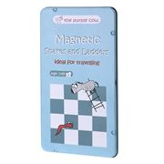 Purple Cow - Magnetic Snakes & Ladders Travel Game