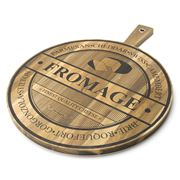 S & P - Fromage Wooden Cheese Paddle Large