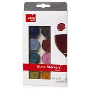 Vacu Vin - Wine Glass Markers