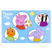 Peppa Pig - Peppa and Friends Placemat