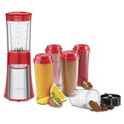 Cuisinart - Compact Portable Blending & Chopping System Red