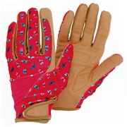 Briers - Professionelle Butterfly Pink Gardening Gloves