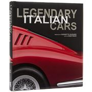 Book - Legendary Italian Cars