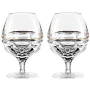 Waterford - Elysian Brandy Glass Set 2pce