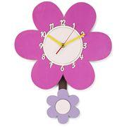 Little Timbers - Daisy Pendulum Clock