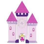 Little Timbers - Fairy Castle Pendulum Clock