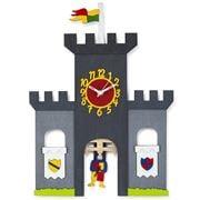 Little Timbers - Knight Castle Pendulum Clock