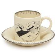Big Tomato Company - Draughtsman Wooden Curve Espresso Set