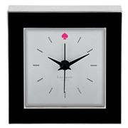 Kate Spade - Cross Pointe Black Clock