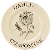 Big Tomato Company - Botanicals Dahlia Plate