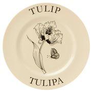 Big Tomato Company - Botanicals Tulip Plate