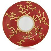 Raynaud Limoges - Cristobal Rouge Entree Plate