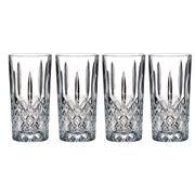 Waterford - Marquis Markham Highball Tumbler Set 4pce