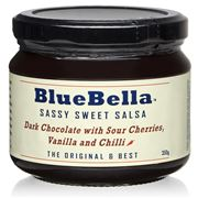 Blue Bella - Dark Chocolate Cherry & Vanilla Hot Sweet Salsa