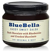 BlueBella - Dark Chocolate Blueberry & Hazelnut Sweet Salsa