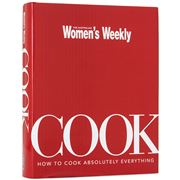 Book - AWW Cook: How To Cook Absolutely Everything Hardback