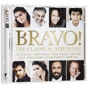 Universal - CD Bravo! The Classical Album 2014