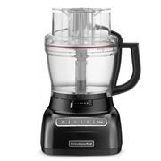 KitchenAid - Artisan Black ExactSlice Food Processor KFP1333