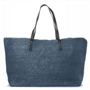 Annabel Trends - AT Travel Mesh Tote Bag Navy