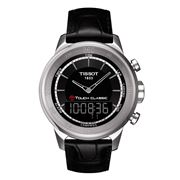 Tissot - T-Touch Classic Black Dial & Strap Watch