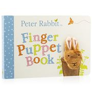 Book - Peter Rabbit Finger Puppet Book