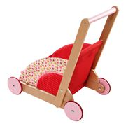 Haba - Summer Meadow Doll Pram