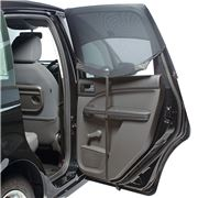 Auto Shade - Square Multi-Fitting Car Sunshade Set 2pce