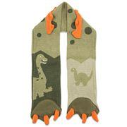 Kidorable - Dinosaur Knit Scarf