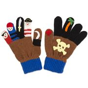 Kidorable - Pirate Knit Gloves