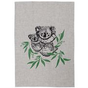 ART - Tea Towel Koala