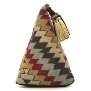 ART - Pyramid Doorstop Aztec