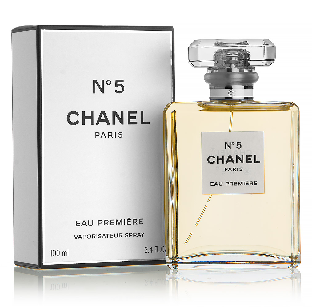 chanel no 5 eau premiere icon bottle 100ml peter 39 s of. Black Bedroom Furniture Sets. Home Design Ideas