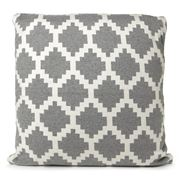 Linen & Moore - Todd Grey Cushion