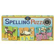 eeBoo - Animal Spelling Puzzle