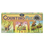 eeBoo - Animal Counting Puzzle