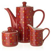 Yedi - Polka Dot Coffee Set 3pce