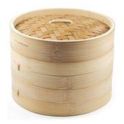 Scanpan - Bamboo Steamer Set 25cm