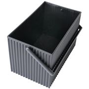 Sceltevie - Omnioffre Medium Black Storage Box