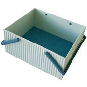 Sceltevie - Omnioffre Large Light Blue Storage Box