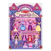 Melissa & Doug - Princess Resusable Sticker Play Set