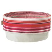 Stelton - Bread Bag Large Pink Stripe