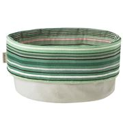 Stelton - Bread Bag Large Mint Lime Stripe