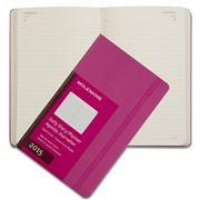 Moleskine - 2015 Daily Hardcover Large Magenta Diary