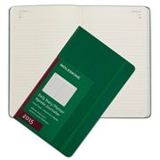 Moleskine - 2015 Daily Hardcover Large Oxide Green Diary