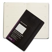 Moleskine - 2015 Weekly Hardcover Large Black Diary