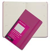 Moleskine - 2015 Weekly Hardcover Large Magenta Diary