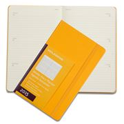Moleskine - 2015 Weekly Hardcover Large Yellow Diary