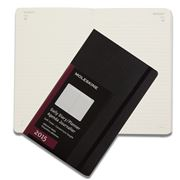 Moleskine - 2015 Daily Softcover Large Black Diary