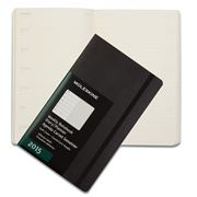 Moleskine - 2015 Weekly Notebook Softcover Large Black Diary